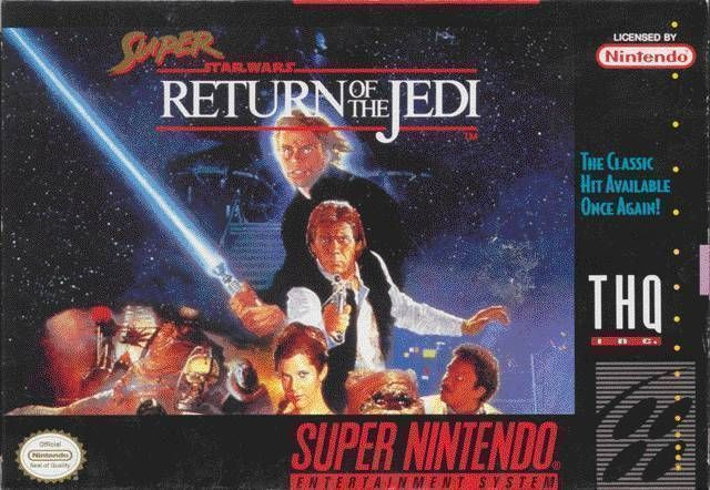 Super Star Wars - Return Of The Jedi (LucasArts)