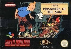 Adventures Of Tintin, The - Prisoners Of The Sun