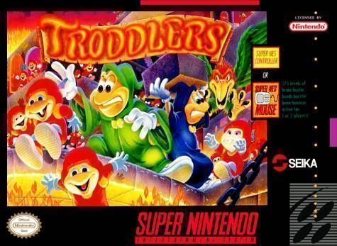 Troddlers (Beta)