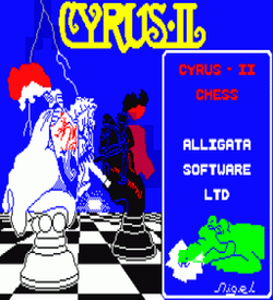 Cyrus II - MK1 (1986)(Alligata Software)
